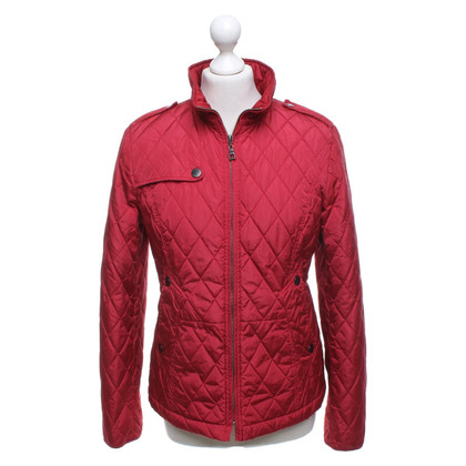 Aquascutum Quilted jacket in red