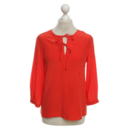 Max Mara Blouse in red
