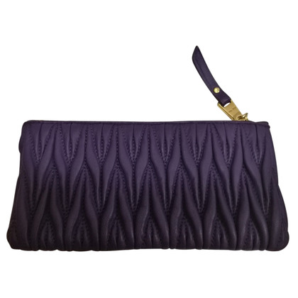 Miu Miu Purse purple