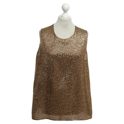 Chanel Top in goud