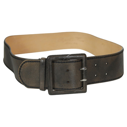 Reptile's House Deer leather belt