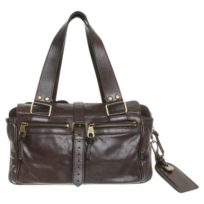 Mulberry Leather handbag in brown