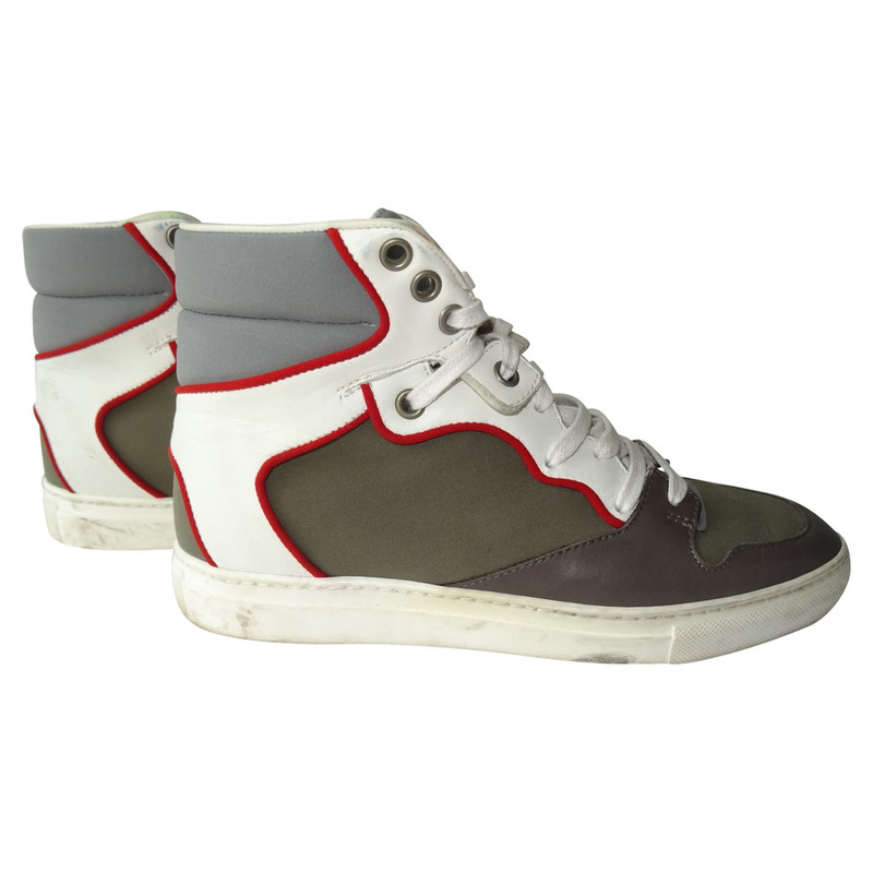 Balenciaga Trainers Leather - Second