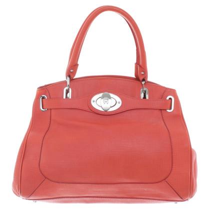Aigner Handbag in red
