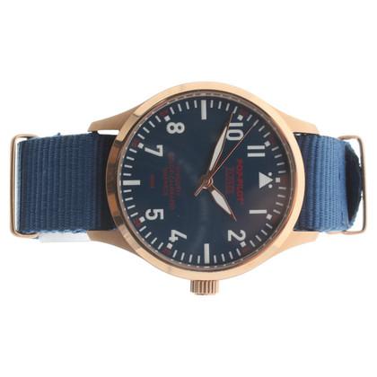 Closed Armbanduhr in Bicolor