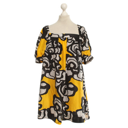 By Malene Birger Dress with floral pattern