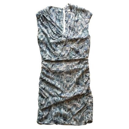 Iro Kleid in Blau