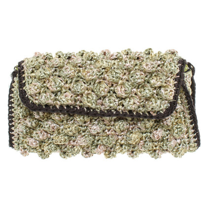 Missoni Rough structured bag