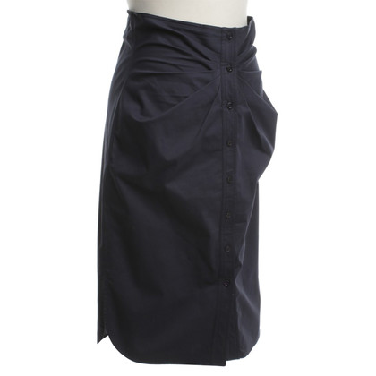 Christian Dior skirt with pleats placed