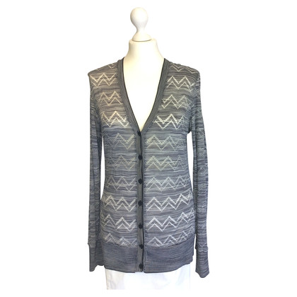 Missoni Cardigan in grey