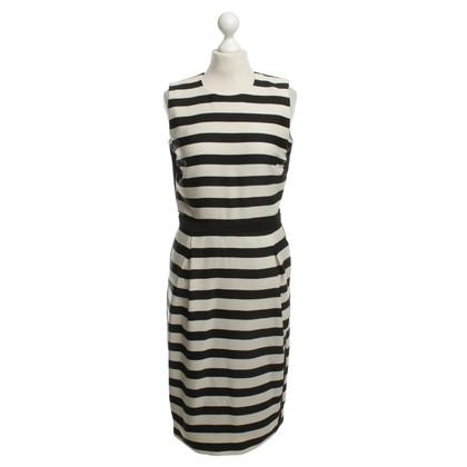 By Malene Birger Kleid mit Streifenmuster