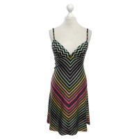 Missoni Dress with colorful pattern