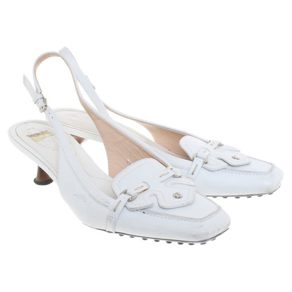 Tod's pumps in pelle
