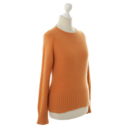 Aida Barni Kaschmirpullover in Orange