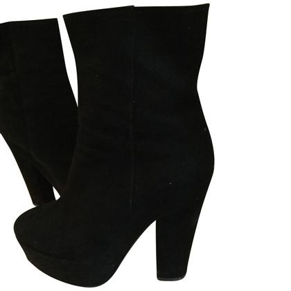 L'autre Chose Suede boots