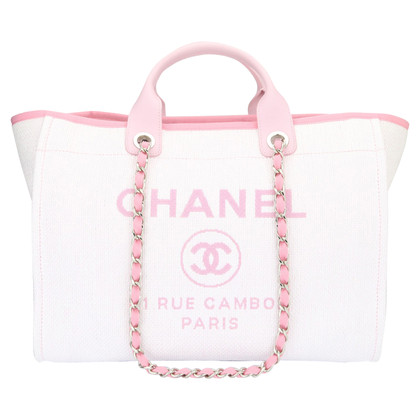 "Chanel ""Deauville Tote Large"""