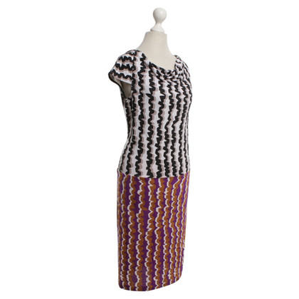 Diane von Furstenberg Dress with colorful pattern