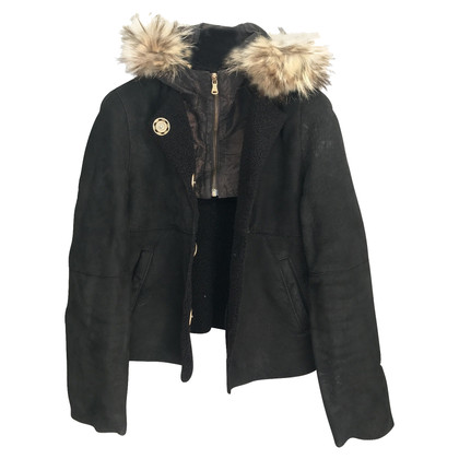 Dolce & Gabbana Jacket with fox fur