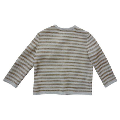 Ermanno Scervino Striped jacket