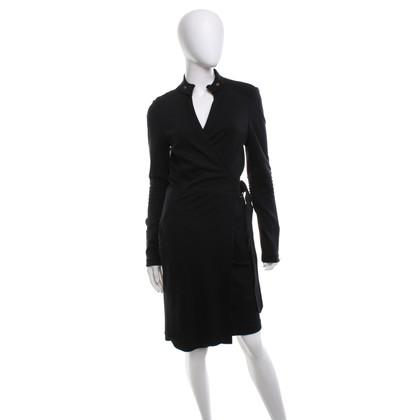 Diane von Furstenberg Wikkeljurk in zwart