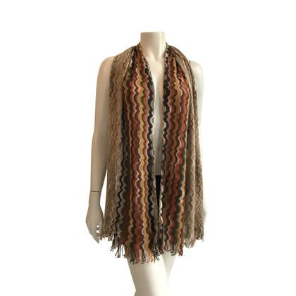 Missoni shawl