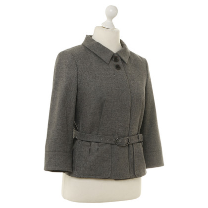 Hugo Boss Jacke in Grau