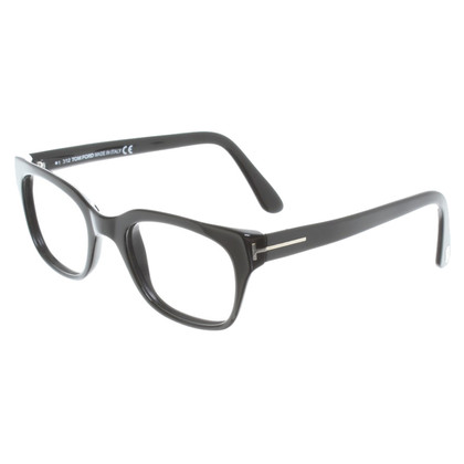 Tom Ford Brille in Schwarz