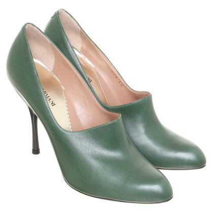 Armani Pumps Green