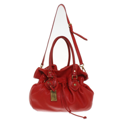 Marc by Marc Jacobs Umhängetasche in Rot