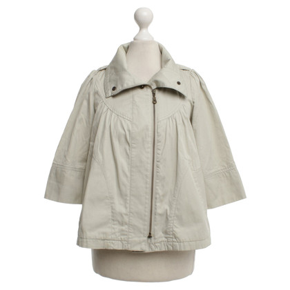 Maje Jacket in Beige