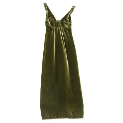 Armani Kleid aus Samt