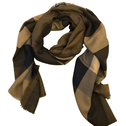Burberry Prorsum Burberry brown stole