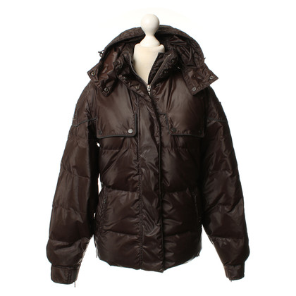 Belstaff Brown down jacket