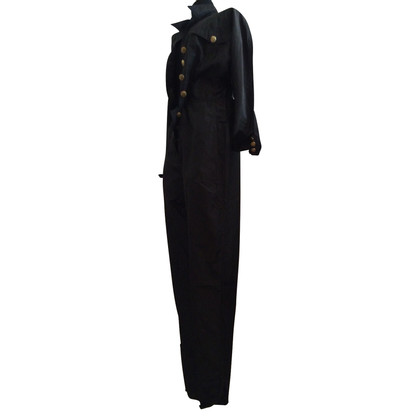 Jil Sander Jumpsuit in black