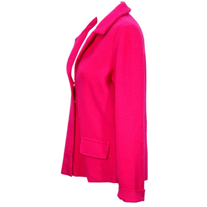 Hobbs Cardigan in fuchsia