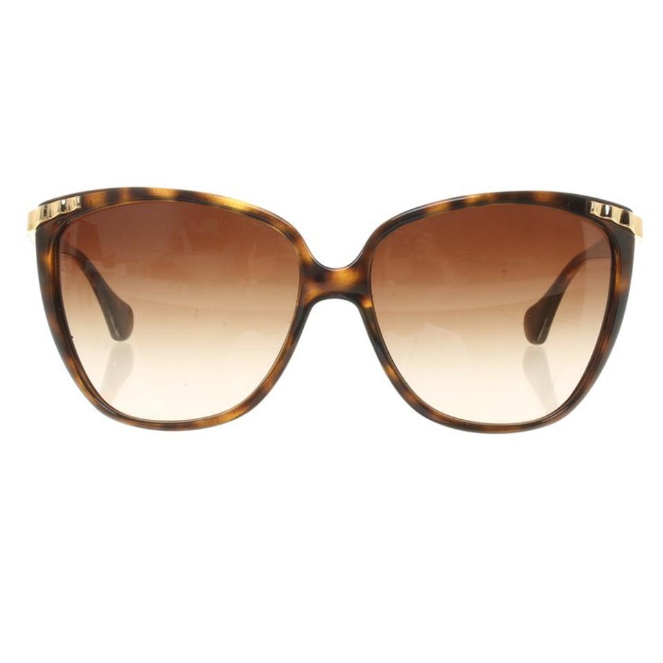 D&G Sunglasses with tortoiseshell pattern