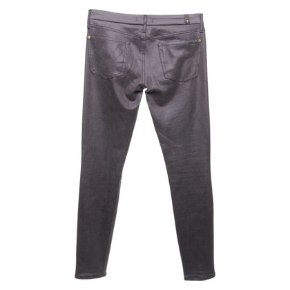 7 For All Mankind Hose in Grau