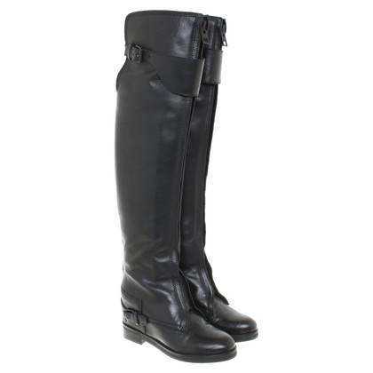 All Saints Boots in Black
