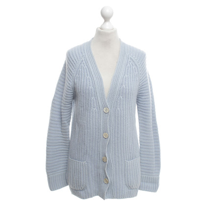 Iris von Arnim Strickjacke in Hellblau