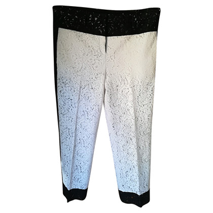 Iceberg Lace trousers