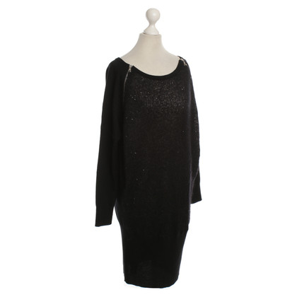Patrizia Pepe Knit dress with sequins