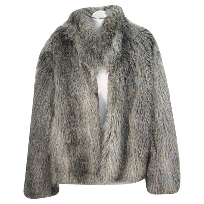 French Connection Faux fur jacket