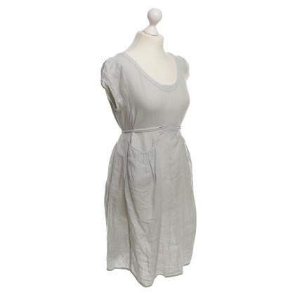 Other Designer 120% Lino - dress in light grey