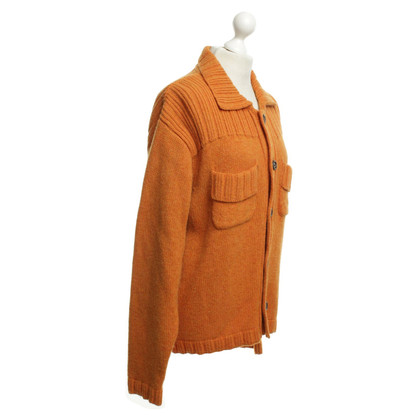 Dries van Noten Cardigan in Orange