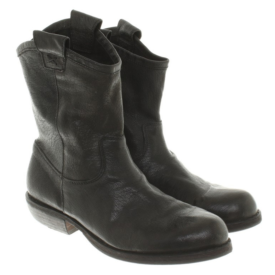 fiorentini baker boots in black buy second hand fiorentini baker boots in black for. Black Bedroom Furniture Sets. Home Design Ideas