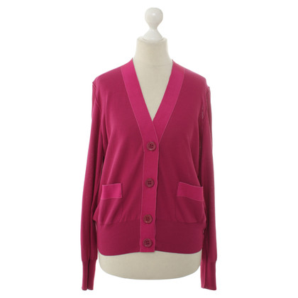 Sonia Rykiel Cardigan in Cherry pink