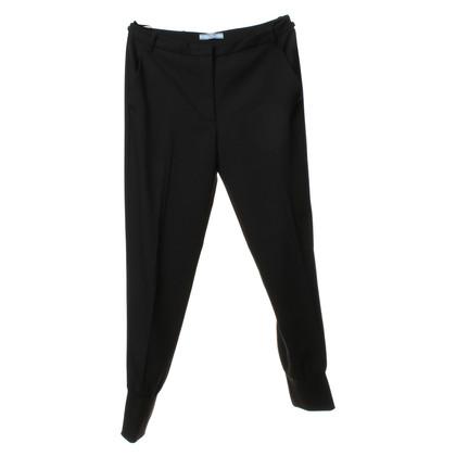 Prada Pantaloni blu scuro