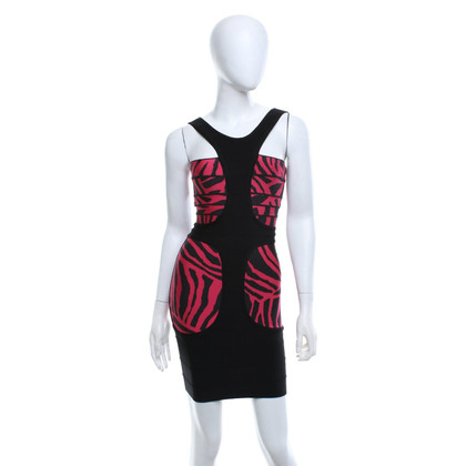Hervé Léger Dress with pattern