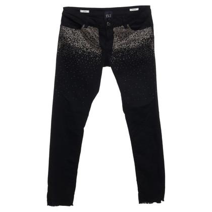 Twin-Set Simona Barbieri Jeans with application