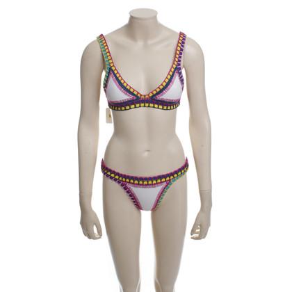 Kiini  Bikini with crochet details